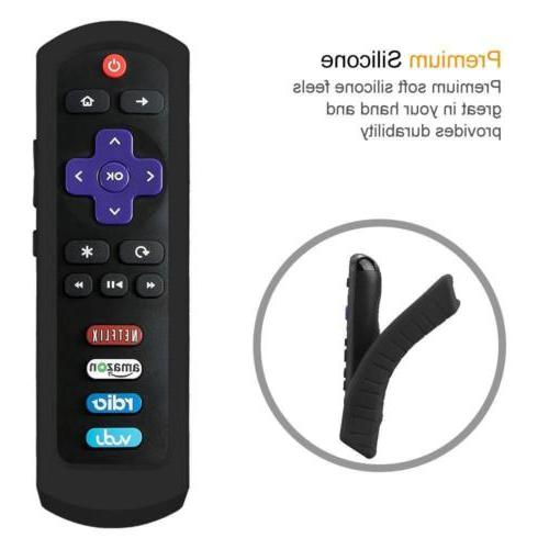 For / TCL Roku TV Cover