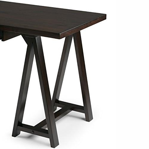 Wood Desk, Brown