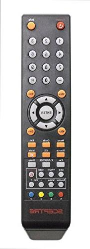 Sceptre TV Remote Control 8142026670003C