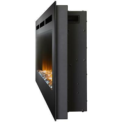 SimpliFire 60-Inch Wall Mount Fireplace