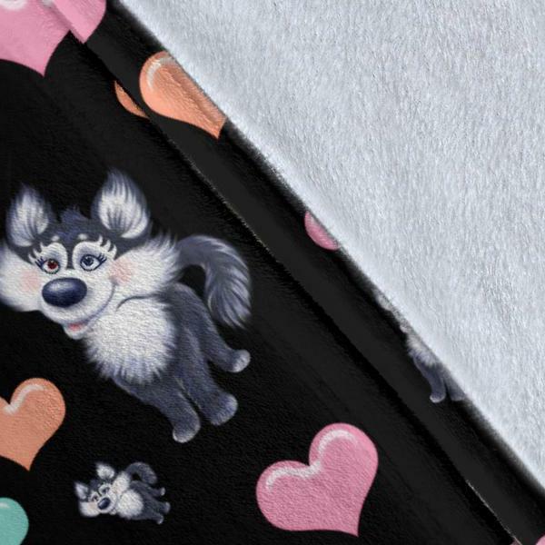 | Husky Malamute Soft Washable Shipping