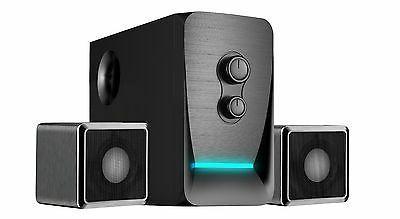Sykik SPEA0218BT Bluetooth Wireless 2.1 Channel Stereo Audio
