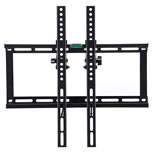 fam Happyjoy TV Wall Mount for Most Inches Flat LCD TVs with Max