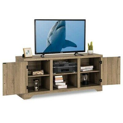 Natural Wood TV Entertainment for to TV