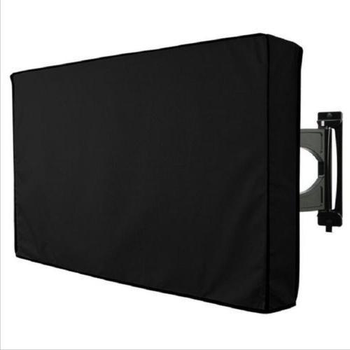 "20""-70"" Cover Outdoor Gear Black Waterproof LCD New"