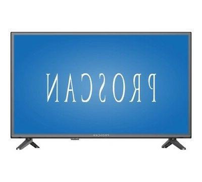 """Proscan 32"""" 1080p FULL HD 60Hz LED TV HDTV w/ PLDED3281 - NE"""