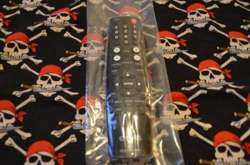 tv remote control gxha supplied