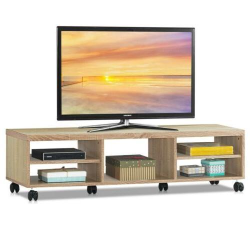 TV Stand 60inch Flat Screen Furniture Media