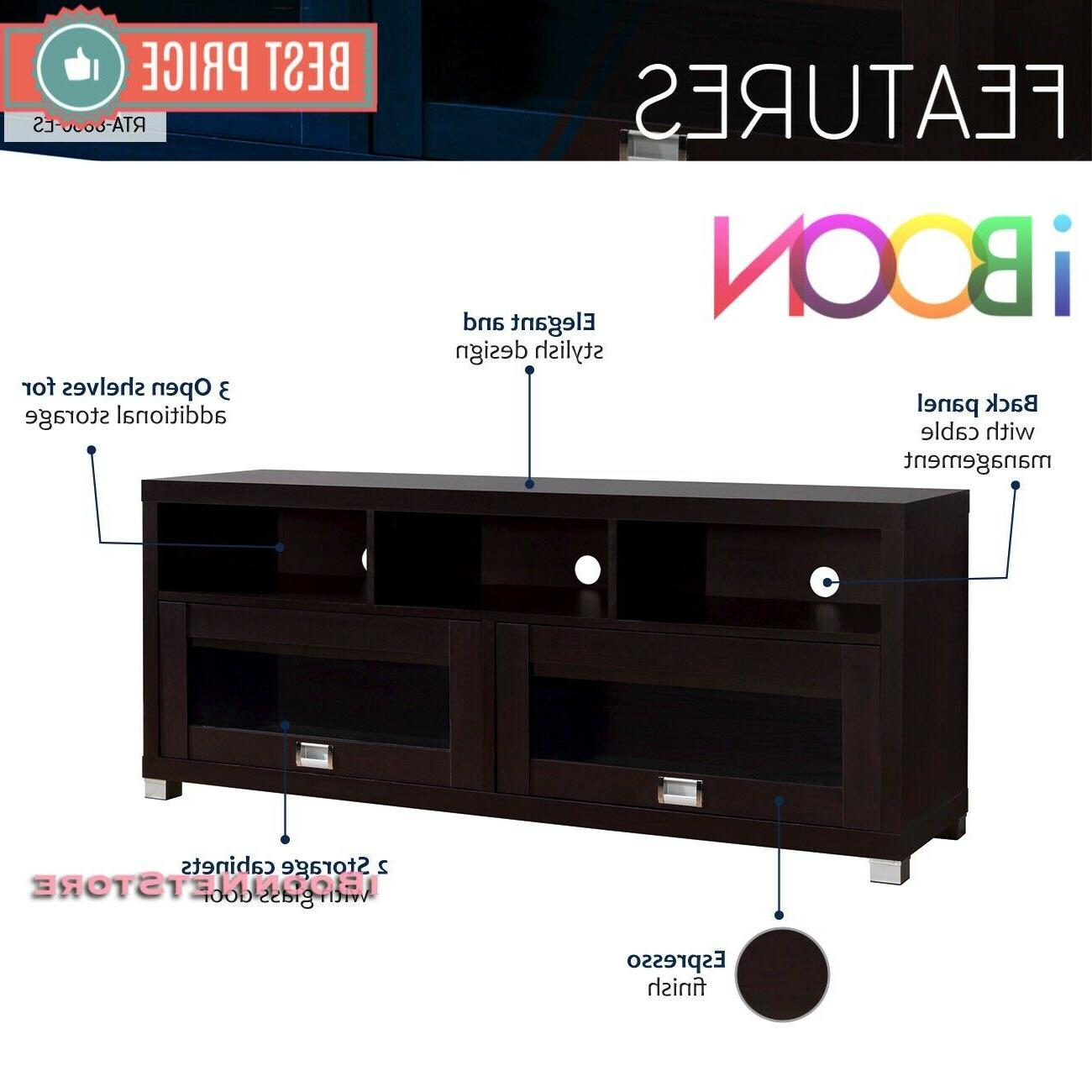 TV STAND 65 TV Inches Flat Wood