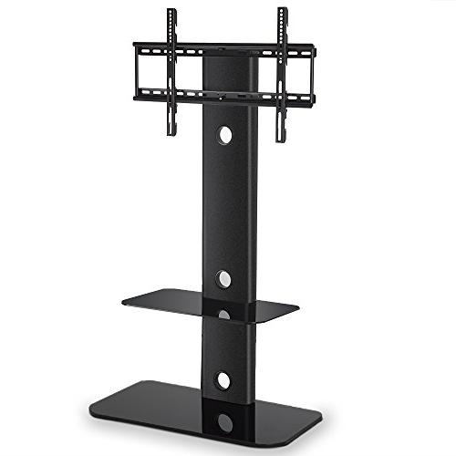 Fitueyes TV Stand Mount Swivel Floor tv Stand for 32 inch to 65 Inch Samsung Vizio T