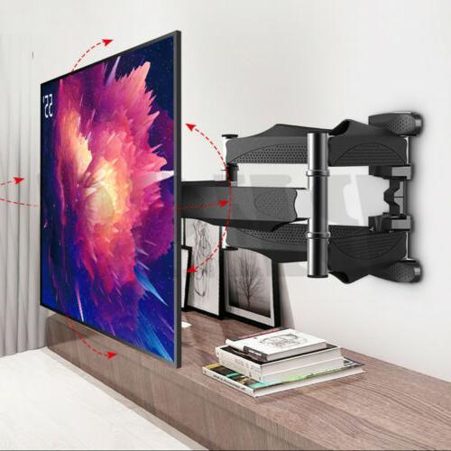 tv wall mount bracket tilt swivel