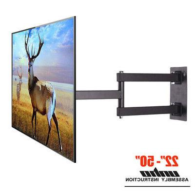 tv wall mount full motion for hisense