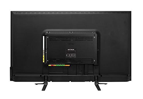 Sceptre LED HDCP 2.2 Metal Black