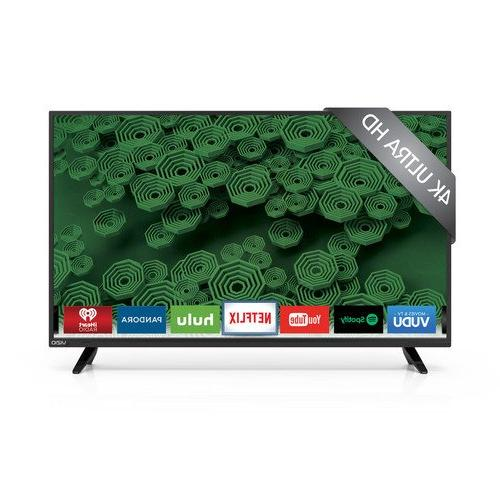 VIZIO 40 Inch 4K Ultra HD Smart TV D40u-D1 UHD TV
