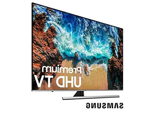"Samsung UN49NU8000FXZA 49"" 4K 8 Series Smart LED"