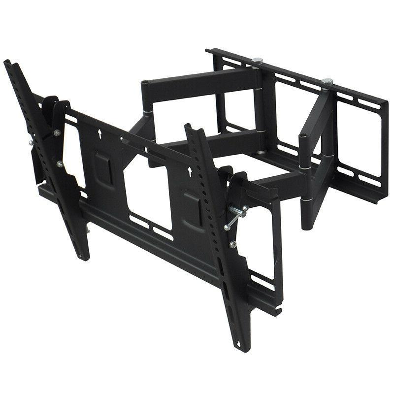 Full Motion TV Wall Mount 22 32 46 55 60 Inch Flat Screen