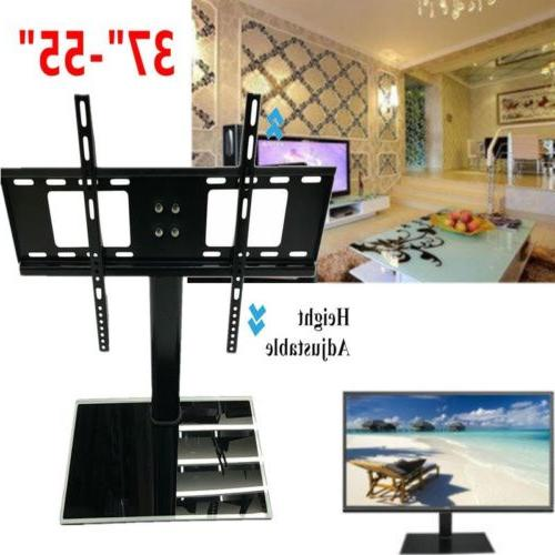 "Universal LCD TV Stand Pedestal Base With Mount Fits 37""-55"""
