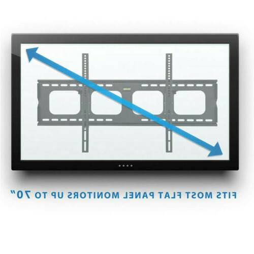 """Universal Tilt TV Wall for 33"""" - TV 700 x 400mm"""
