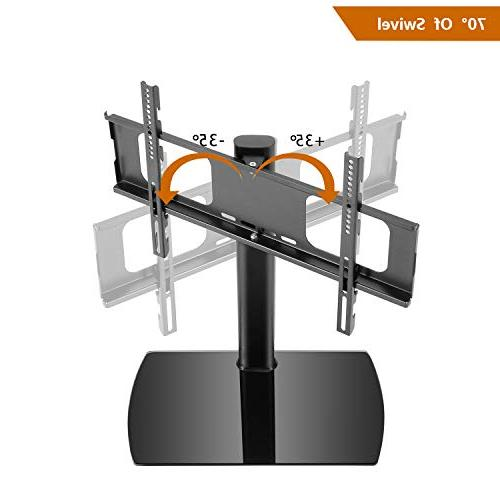 Rfiver TV for 40 42 50 55 60 65 and TVs Height Adjustment VESA