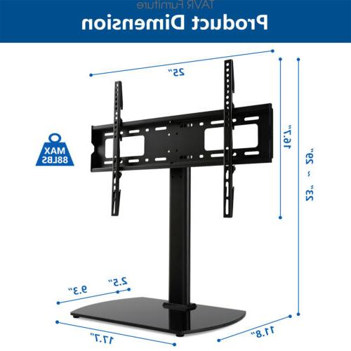 Base Tabletop Stand with for Inch