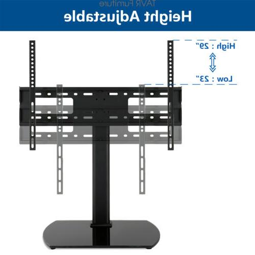 Universal Swivel TV Stand Base with 32-60 Inch Tvs