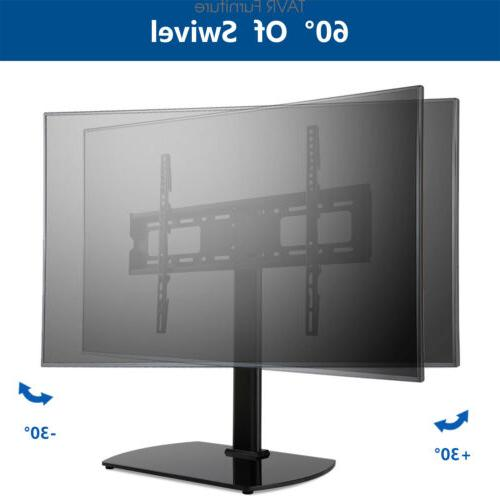 Universal Swivel Base Tabletop with Inch Tvs