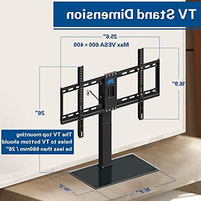 Mounting Dream Table Top TV for LED,