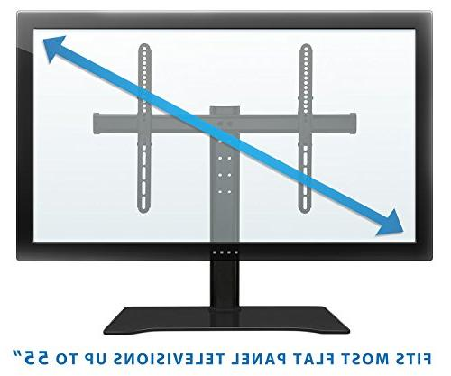 Mount-It Universal TV Stand Mount and Media Mount 37,
