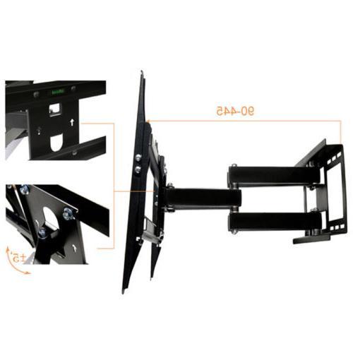 Universal TILT SWIVEL CORNER TV BRACKET 14 inch