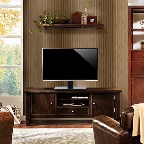 TAVR Universal with Swivel Height Adjust 27 inch Plasma or Screen TVs UT1002