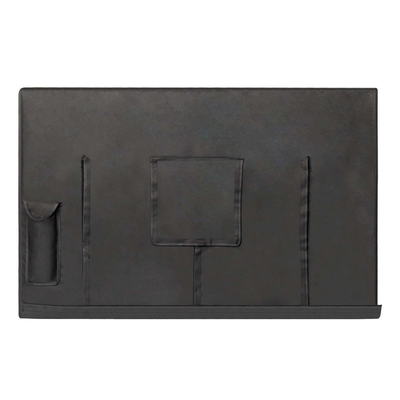 US TV Waterproof LCD Black