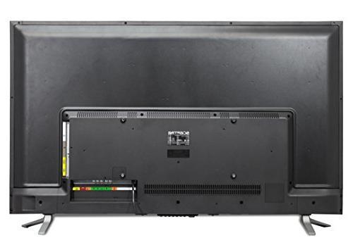"Sceptre 55"" 4K Ultra-HDTV HDMI Black"