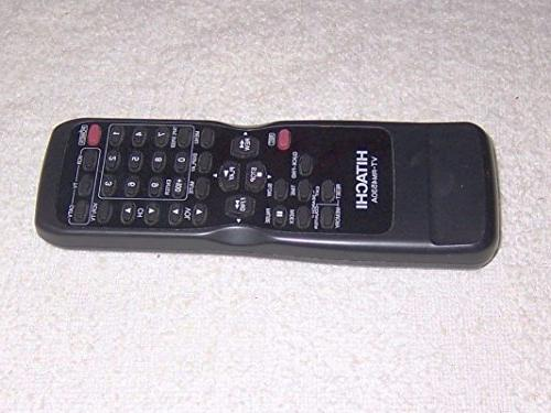 vcr remote control vt rm4530a