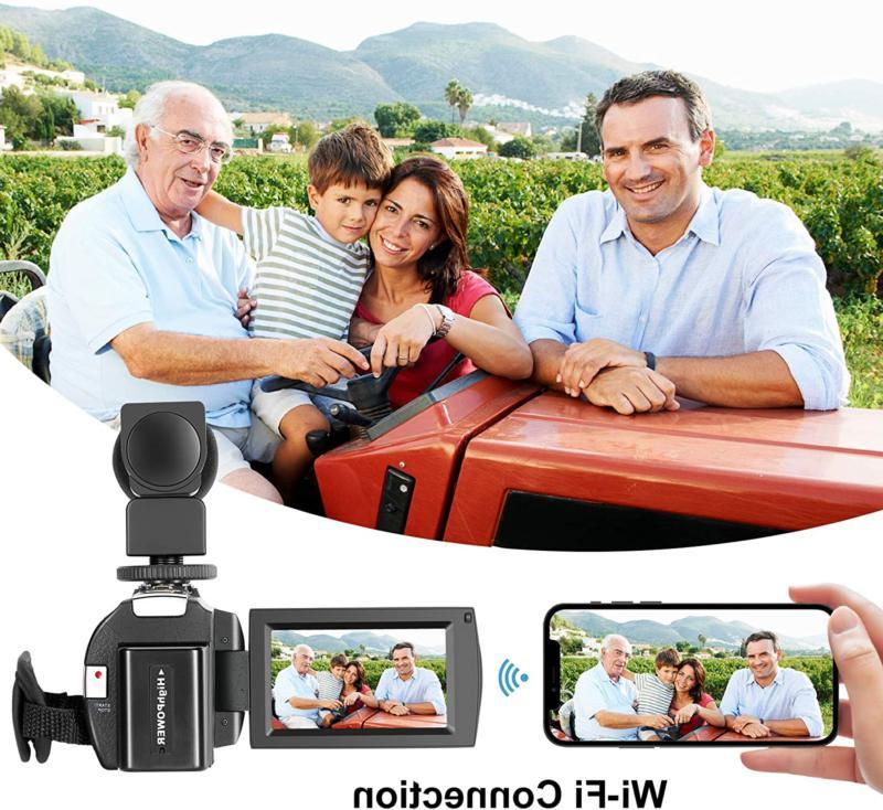 Video Camera Digital 3