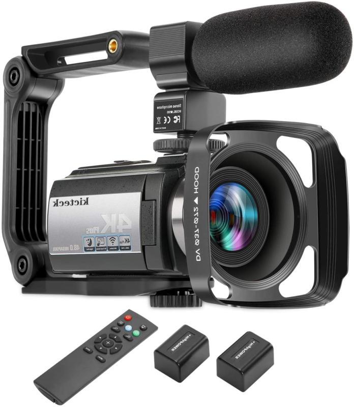 video camera camcorder 4k 60fps ultra hd