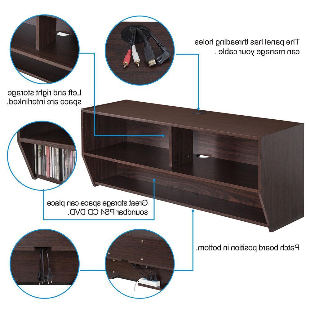 Wall Entertainment TV Stand Desktop stand