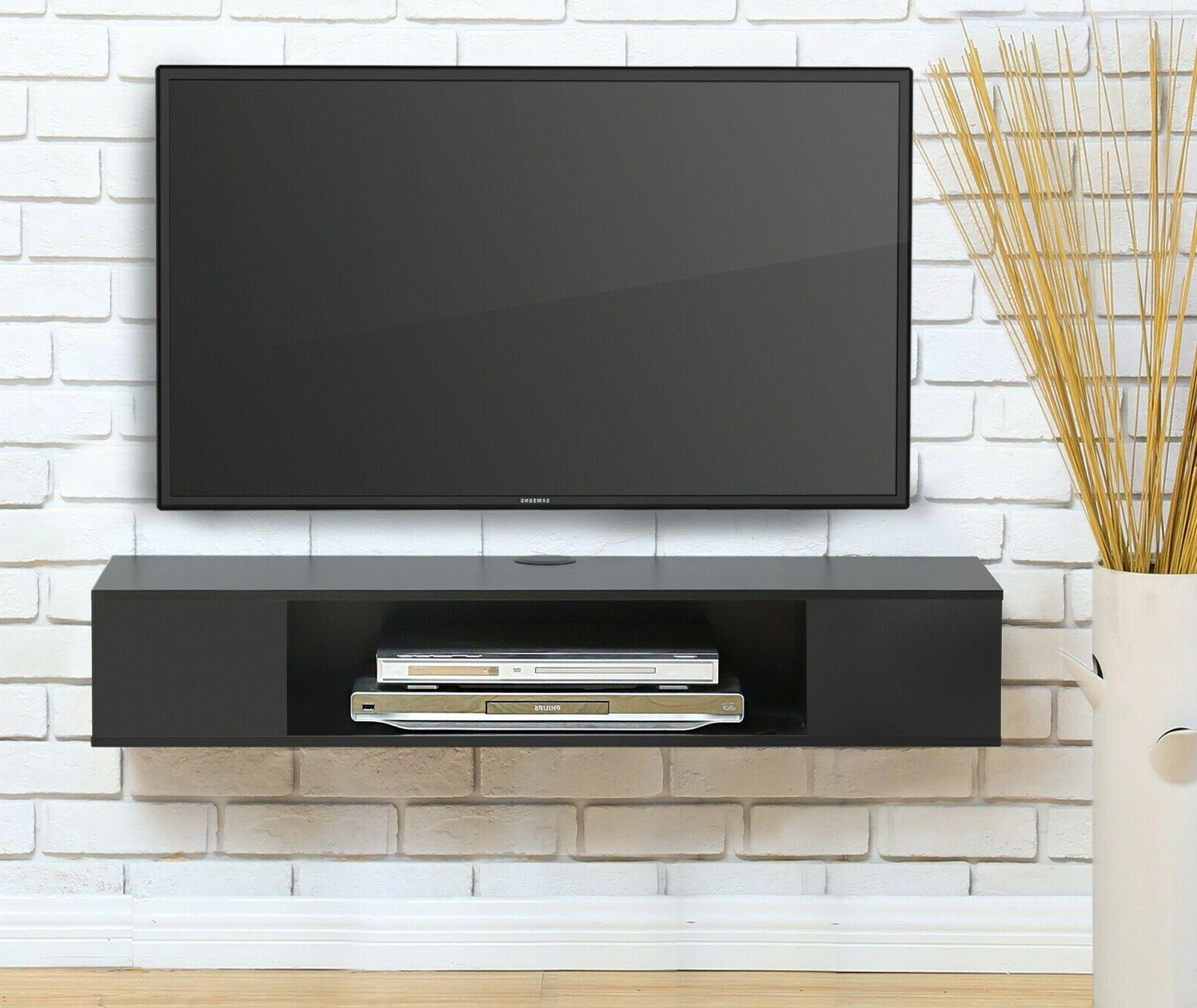 Wall Mount Media Console,Floating TV