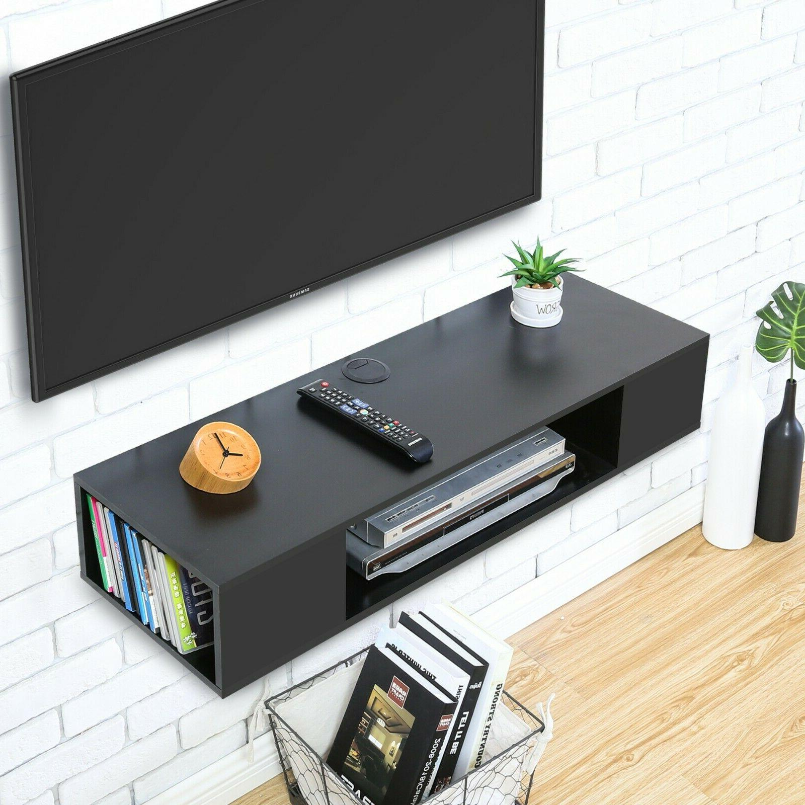 Wall Mount Console,Floating TV Shelves