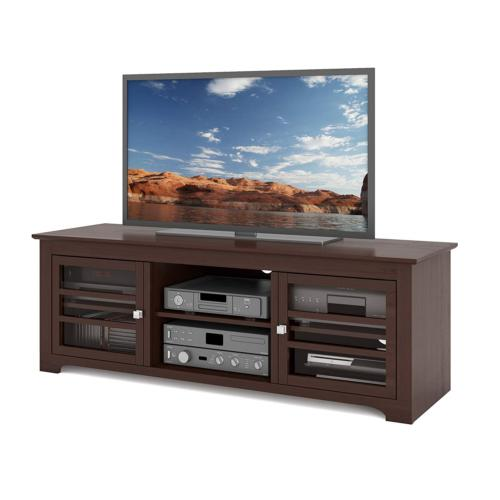 Sonax WB-2609 West Lake TV Bench Dark Espresso