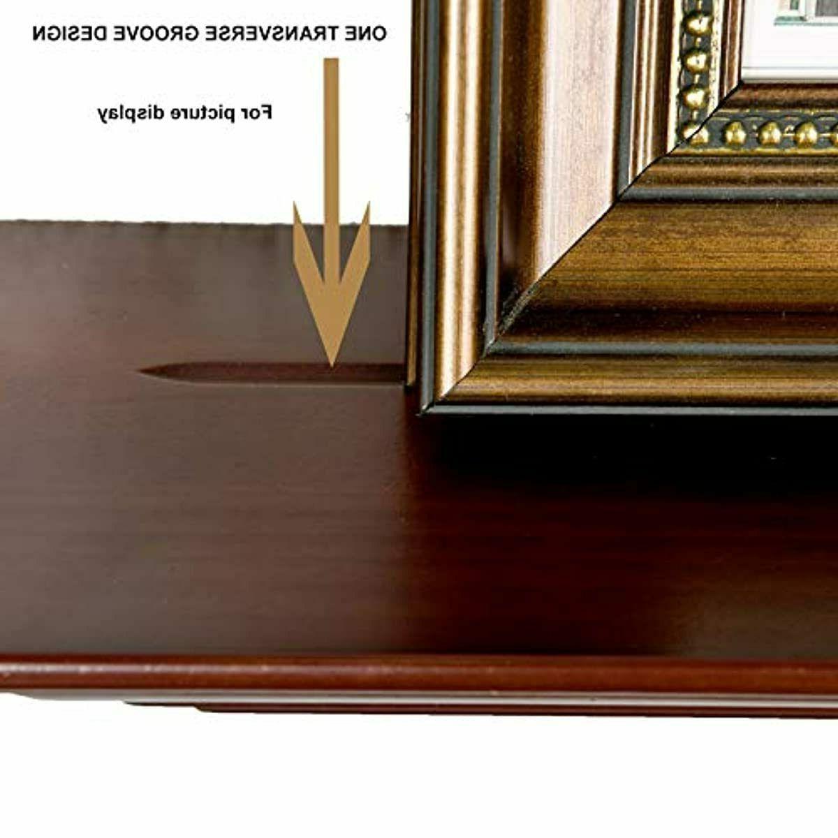 WELLAND Mantel Shelf 60 Mounted Corona