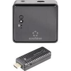 Renkforce Wireless HDMI  10 m 5 GHz 1920 x 1080 pix HDMI rad