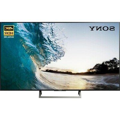 Sony XBR-65X850E 4K HDR Smart LED TV