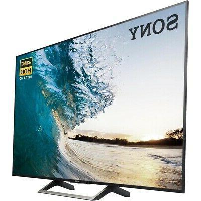 Sony XBR-65X850E 65-inch 4K HDR Ultra Smart LED TV