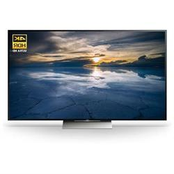 Sony XBR-65X930D 65 Class HDR 4K Ultra HD TV With WiFi