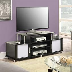 Convenience Concepts Laguna 60-Inch TV Stand, Black