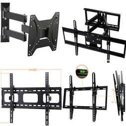 LCD LED Plasma Flat Swivel Tilt TV Wall Mount 27 32 37 40 47