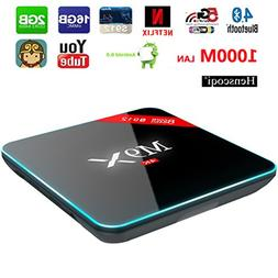 Henscoqi M9X M3 Smart TV Box Amlogic S912 Octa Core ARM Cort