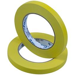 72-Units per Box Sharxkin Masking Tape in in High Visibility
