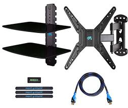 Mounting Dream Full Motion TV Wall Mount of 26-55 inch TV an