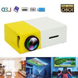 Mini Projector, Portable LED Projector, Smartphone Pocket Pr